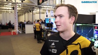 CS:GO Esports - Mathias 'MSL' Lauridsen Interview