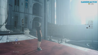 Gamereactor Plays - Final Fantasy XV Platinum Demo