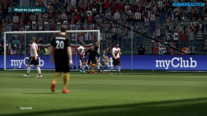 Pro Evolution Soccer 2017 - Full match gameplay Atlético Madrid - River Plate