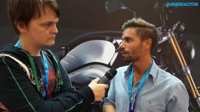 Ride 2 - Daniele Caso Interview