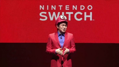 Nintendo Switch - Full presentation January 13th 2017 Tokyo