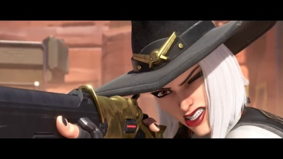 Overwatch - Animated Short: Reunion
