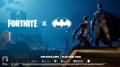 Fortnite - Batman Announce Trailer