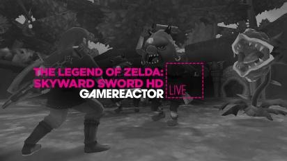 The Legend of Zelda: Skyward Sword HD - Livestream Replay