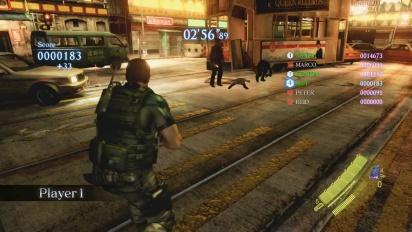 Resident Evil 6 - Survivors Pack - Trailer