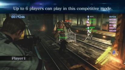 Resident Evil 6 - Predator Pack - Trailer