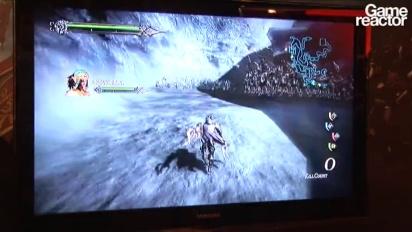 E3 10: Ninety-Nine Nights II gameplay
