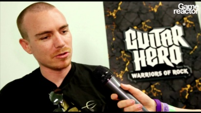 E3 10: Guitar Hero: Warriors of Rock