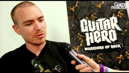 E3 10: Guitar Hero: Warriors of Rock