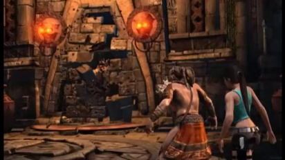 Lara Croft and the Guardian of Light - Arms Trailer