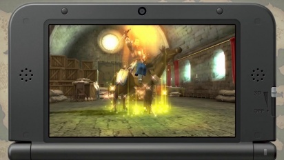 Fire Emblem: Awakening - Character Progression Trailer