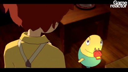 Ni no Kuni: Wrath of the White Witch - The first hour of gameplay part 2