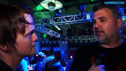 Gears of War: Ultimate Edition - Chuck Osieja Interview