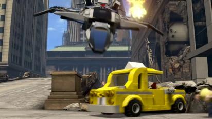 LEGO Marvel's Avengers - NYCC Trailer