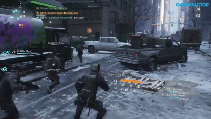 The Division - Dark Zone Gameplay #1