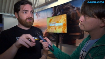 Ghost Recon: Wildlands - Dominic Butler Interview
