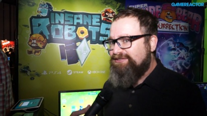 Insane Robots - Rob Davis Interview