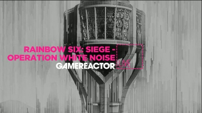 Livestream Replay - Rainbow Six: Siege's Operation White Noise TTS