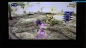 Bayonetta 2 - Handheld Mode Nintendo Switch Gameplay