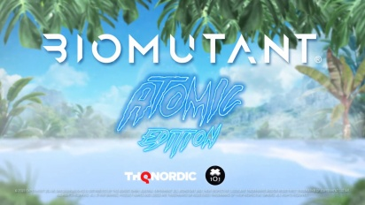 Biomutant - Atomic Edition Trailer