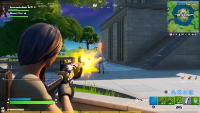Fortnite - The Agency PS4 Gameplay