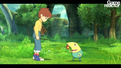 Ni no Kuni: Wrath of the White Witch - The first hour of gameplay part 4