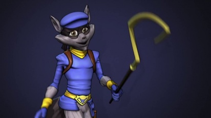 Sly Cooper: Thieves in Time - Sly Vignette