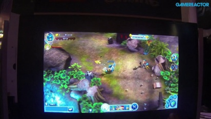 E3 13: Lego Legends of Chima Online - Gameplay