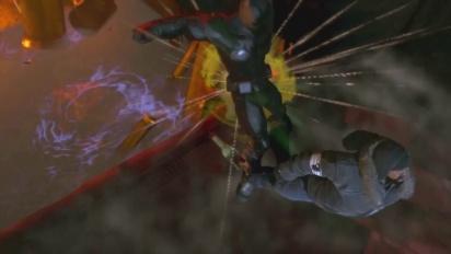 Batman: Arkham Origins - Geforce GTX Technology Trailer