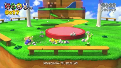 Super Mario 3D World - UK TV Ad