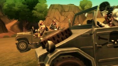 Battlefield Heroes - Vehicle Mayhem Trailer