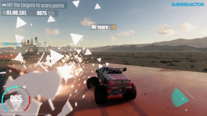 The Crew: Wild Run - Monster Truck Solo Gameplay