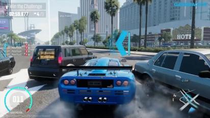 The Crew: Wild Run - Free Drive Challenge Gameplay