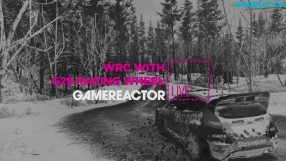WRC 5 - Livestream Replay