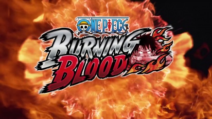 One Piece: Burning Blood - Live Action Trailer