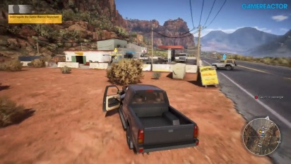 13 Minutes of Ghost Recon: Wildlands Gameplay