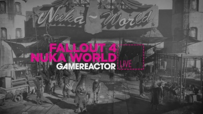 Fallout 4: Nuka World - Livestream Replay
