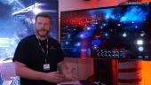 Starborne - Arelius Areliusarsson Presentation & Interview