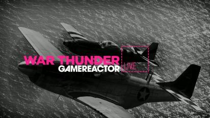 War Thunder - Assault Update Livestream Part 1