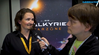 Eve: Valkyrie Warzone - Andrew Willans Interview