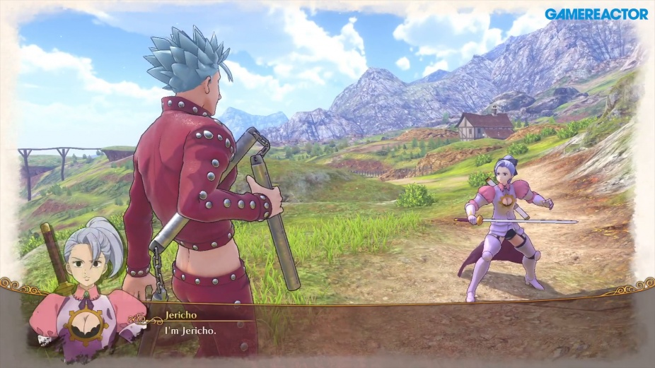 The Seven Deadly Sins Knights Of Britannia Campaign Mission Gameplay