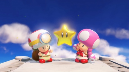 Captain Toad: Treasure Tracker - Gameplay Trailer