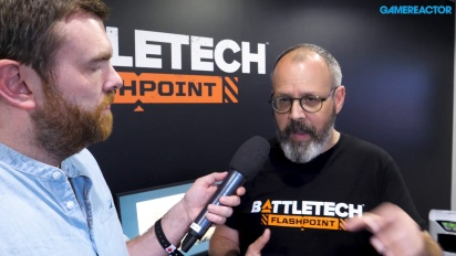 BattleTech: Flashpoint - Mitch Gitelman Interview
