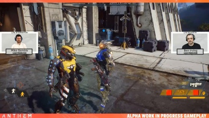 Anthem - November 1st Livestream