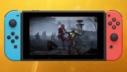 Mortal Kombat 11 - Official Nintendo Switch Gameplay Reveal