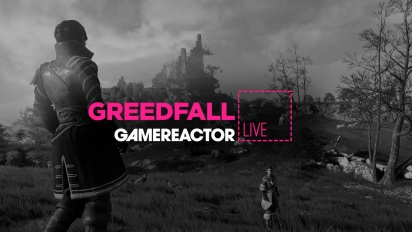 Greedfall - Livestream Replay