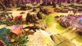 Age of Wonders: Planetfall - Tyrannosaurus Update Trailer