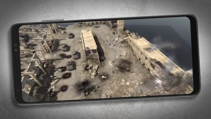 Company of Heroes - iPhone and Android Launch Trailer