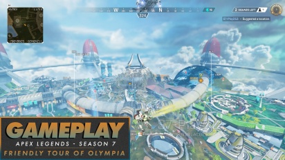 Apex Legends Season 7 - Olympus Tour Gameplay