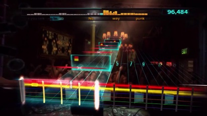 Rocksmith - Pantera DLC Pack Trailer